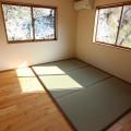 1F寝室(置き畳)